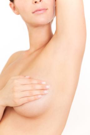 фото вытенутой груди