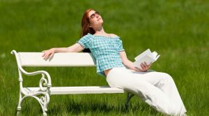 Getting sunshine for vitamin D is essential for treating autoimmune disease.