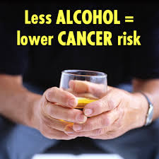 less alcohol low risk