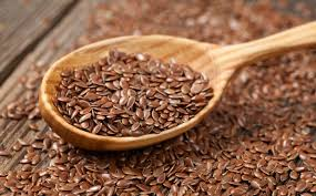 Flaxseed can help modulate oestrogen.