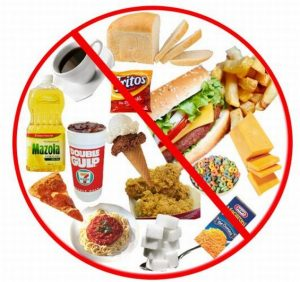 Processed foods can be a major trigger for migraine.